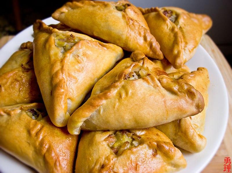 татарская кухня фото эчпочмак