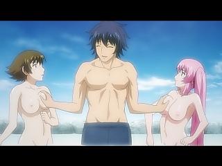 Потерявшийся герой забрал девицу домой(Hagure Yuusha no Estetica) 00-06 Special [RUS озв.] (юмор, аниме эротика, hentai, хентай)