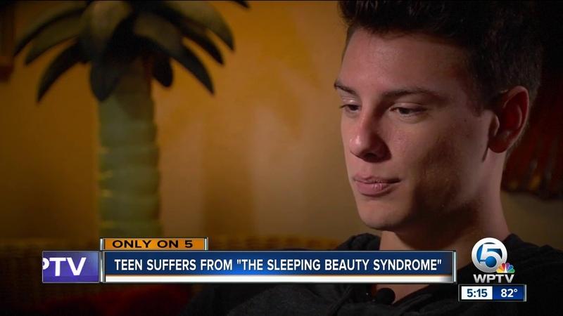 Kleine-Levin Syndrome Palm Beach Gardens teen has rare disorder that makes him sleep for weeks