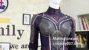 High quality Antman and the Wasp Hope van Dyne cosplay costume detail overview
