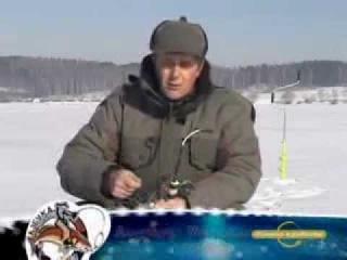 Подводное расследование: зимние блесны и балансиры - 08 Азбука рыбалки с братьями Щербаковыми