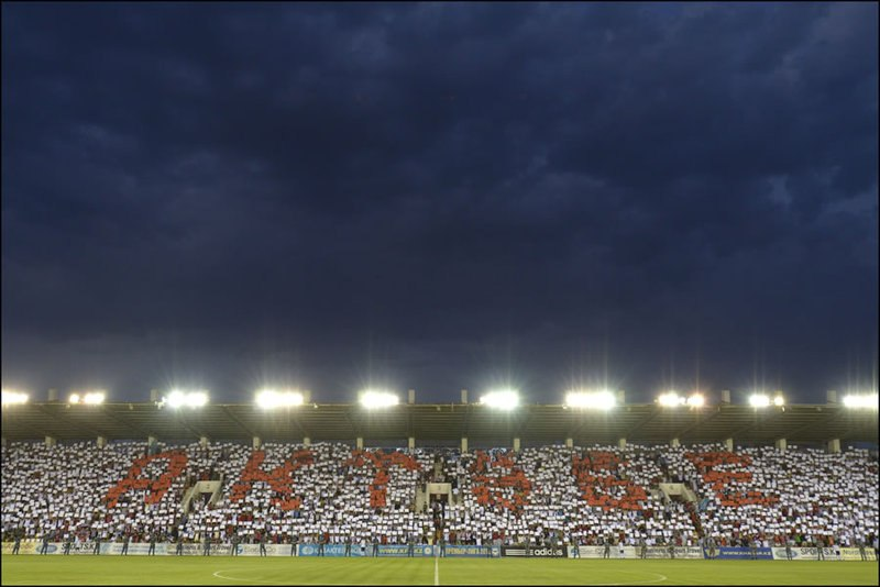 Центральный стадион в Актобе
