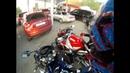 обычная поездка на спортбайке 2011 год Gsx-750 k4 yzf-r1 00
