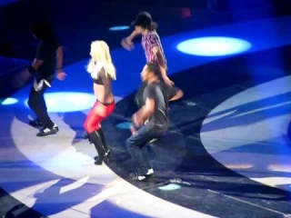 Baby One More Time - The Circus Starring Britney Spears - Hamilton, ON (August 20, 2009)