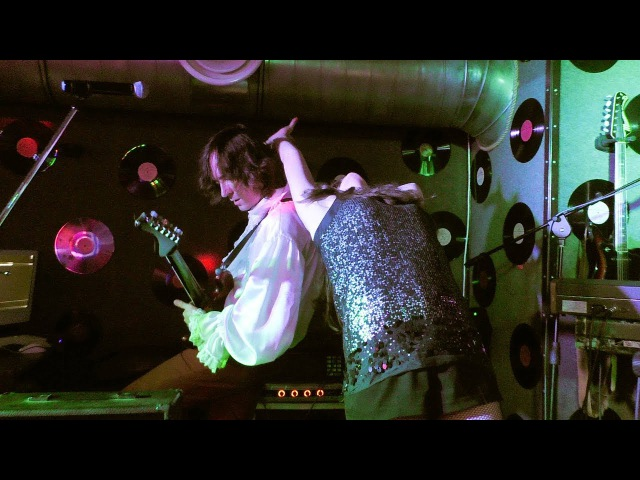Inna Pivars The Histriones - I Stand Alone @ Music Time bar 15.09.2017