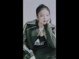 BLACKPINK (JENNIE) @ adidas Originals