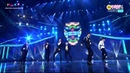 Dance War Unlimited DNA DDU DU DDU DU MMA 2018 Melon Music Awards 2018 1080P 60FPS