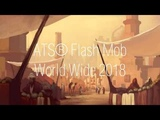 Tribal Dance Family - ATS Flash Mob World Wide 2018 (Pskov, Russia)