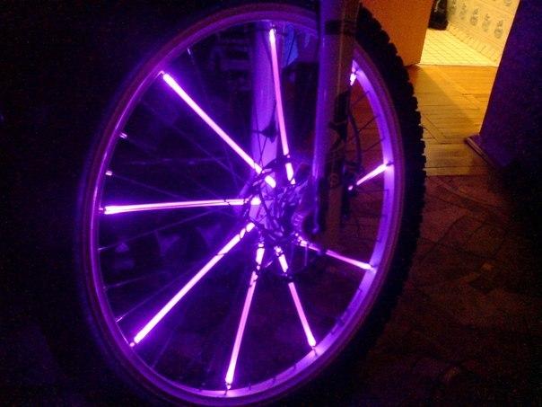 Подсветка для колёс своими руками 856