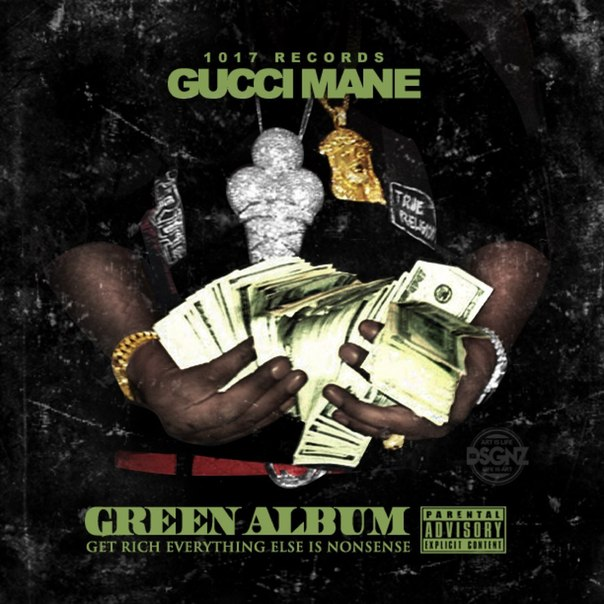 Gucci Mane & Migos - The Green Album [2014]