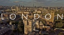 The very Best of LONDON in Aerial Timelapse View 4K - UHD ULTIMATE Drone