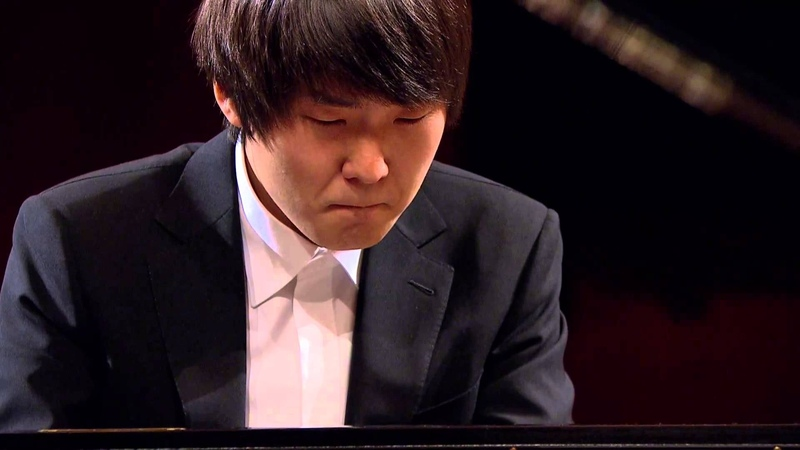 Seong-Jin Cho – Prelude in D flat major Op. 28 No. 15 (third stage)