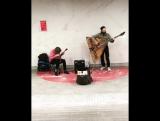 Необычные московские музыканты
