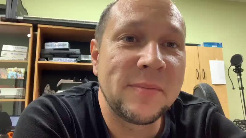 Dmitrii live stream on VK.com