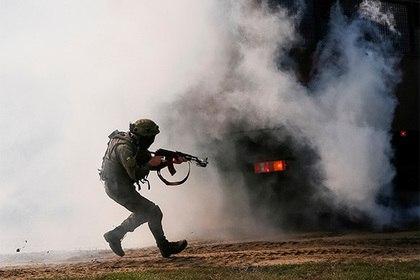 Россию обвинили вразвязывании горячей войны dУкраине