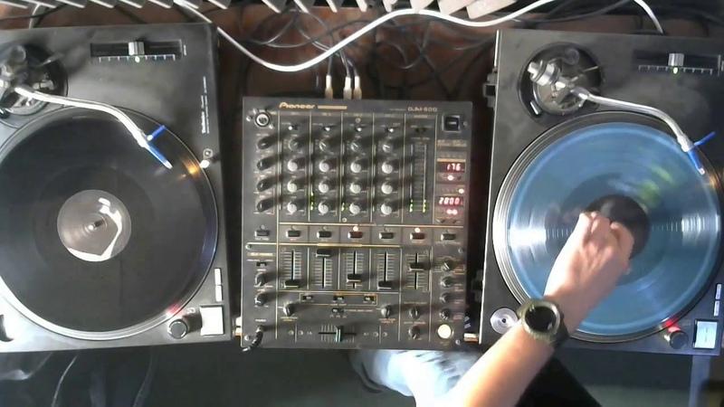 (NEW) Video Vinyl Mix Vol.4 - Mixed by Bassclap (DNB-NEUROFUNK-DNB)