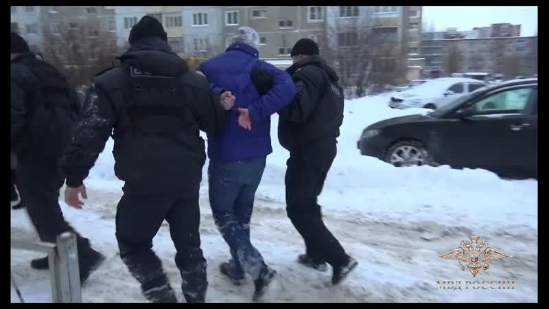 Банда автоугонщиков задержана вИвановской области