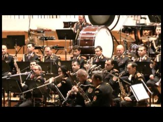 Police Orchestra from Slovakia - Chim Chim Cher-ee