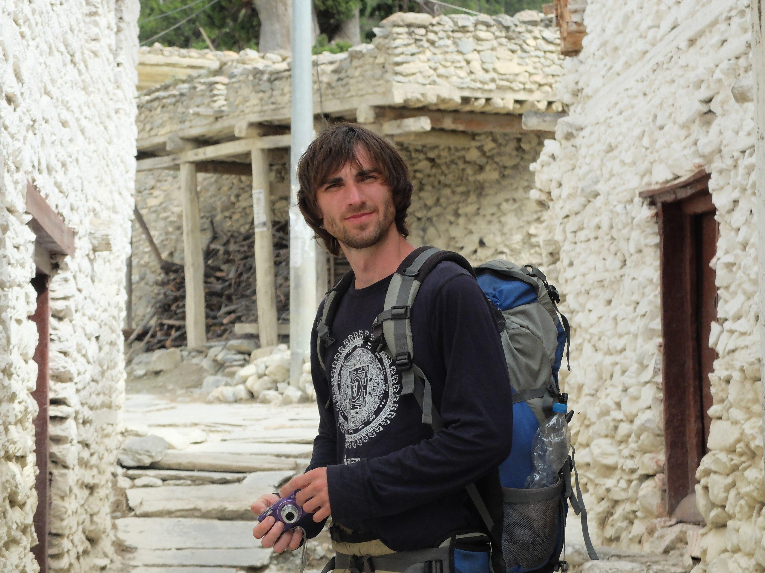 Конференция с экспертом: путешественник Владимир Жуков о том, как объехать 53 страны без денег и остаться счастливым