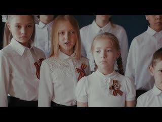 Дети Модельного Арт агенства читают стихотворение Степана Кадашникова