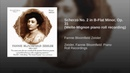 Scherzo No. 2 in B-Flat Minor, Op. 31 (Welte-Mignon piano roll recording)