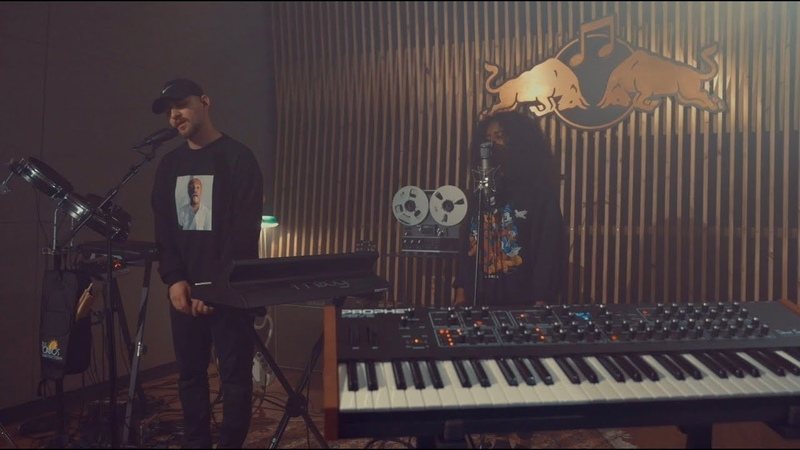 Full Crate - A Storm On A Summers Day ft. Gaidaa unreleased ft. Luke Burr | Red Bull Music Uncut