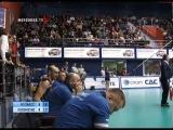 Кузбасс (Кемерово) - Локомотив (Новосибирск). 3-й матч. Часть 1-я