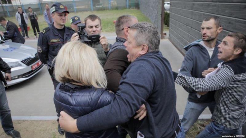 Выніковы агляд па сітуацыі з правамі чалавека ў Беларусі за чэрвень месяц