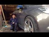 Малой разбирается в машинах. Ford Focus 3 on 19