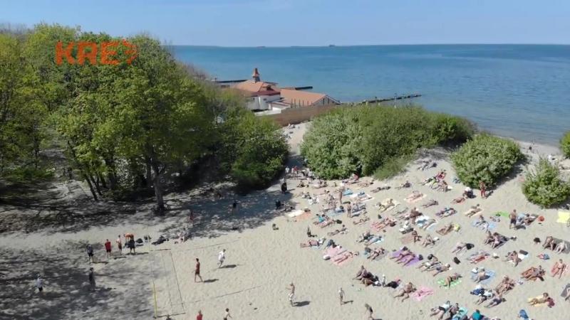 Турнир Король пляжа и парусная регата в г Зеленоградск Россия