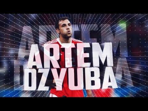 ●Artem Dzyuba● Goals Skills 201718