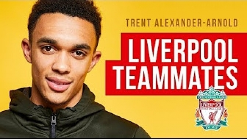 Trent Alexander-Arnold   Andy Robertson thinks he can dance!   Liverpool Teammates