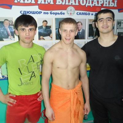 Боря Ходжиев, 18 декабря , Пермь, id144203008