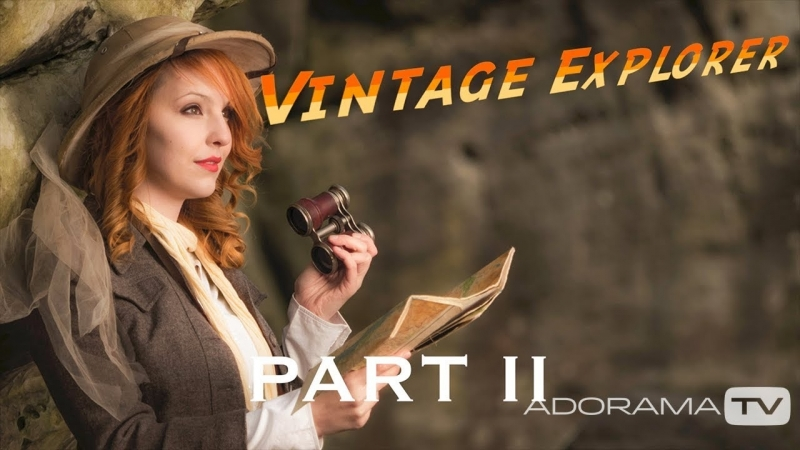 Vintage Explorer, Part 2 Shooting - Plan it, Shoot it, Edit with Gavin Hoey