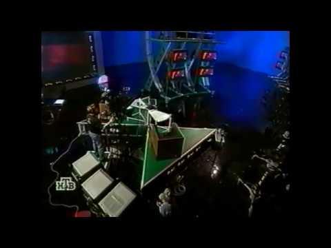 НТВ Заставка программы Итоги 1998 2001 Красная версия