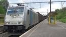 Lineas 186 299 komt met Volvo-trein door Antwerpen Zuid