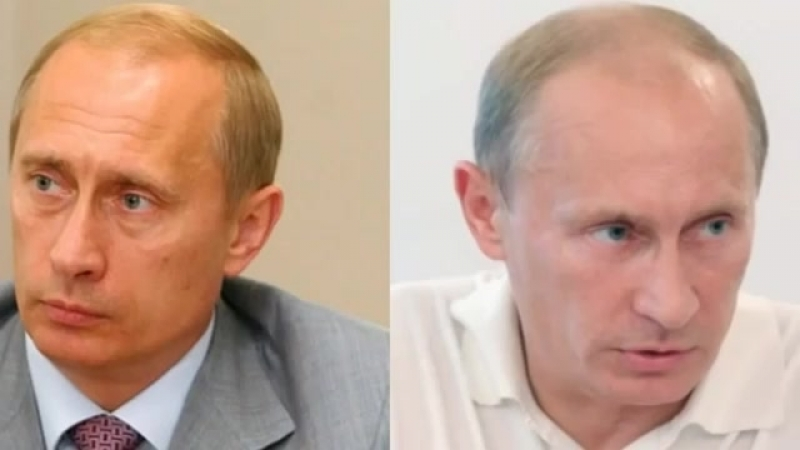 Путина нет! Не веришь Смотри! Putin does not exist! Do not believe me Look