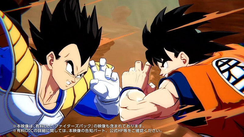 NS\PS4\XBO - Dragon Ball FighterZ