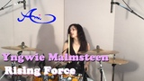 Yngwie Malmsteen - Rising force drum cover by Ami Kim(3rd)
