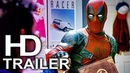 ONCE UPON A DEADPOOL Nickelback Trailer NEW (2018) Superhero Movie HD