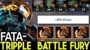 Fata- Phantom Assassin LOL Pro Game and Tripple Battle Fury 7.19 Dota 2