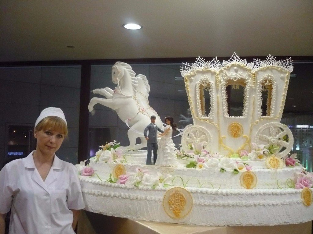 Оцените тортик и его создателя