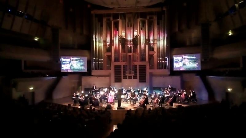 Концерт Музыка из Аниме - Атака титанов (Вторжение гигантов)