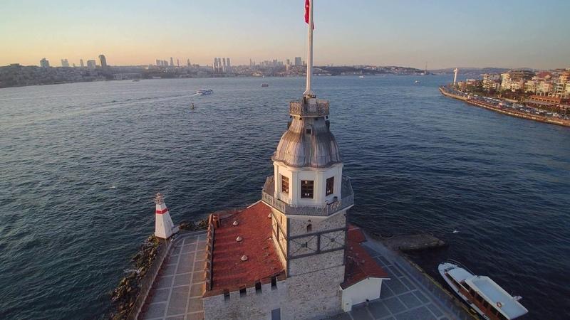 Kiz kulesi Istanbul Maidens tower Istanbul - Serkan Demir