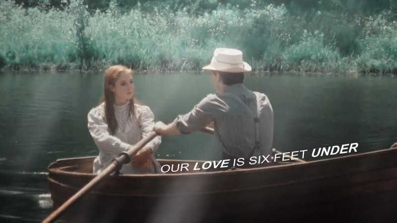 Anne Gilbert | our love is six feet under