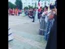 открытие фестиваля Горцы