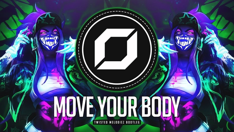 HARD-STYLE ◉ Eiffel 65 - Move Your Body (Twisted Melodiez Bootleg)