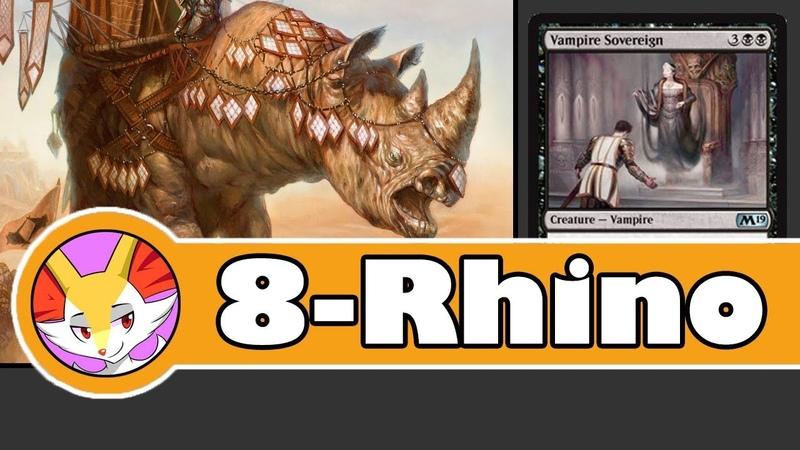 Abzan 8-Rhino - (Modern) - Jank or Dank?