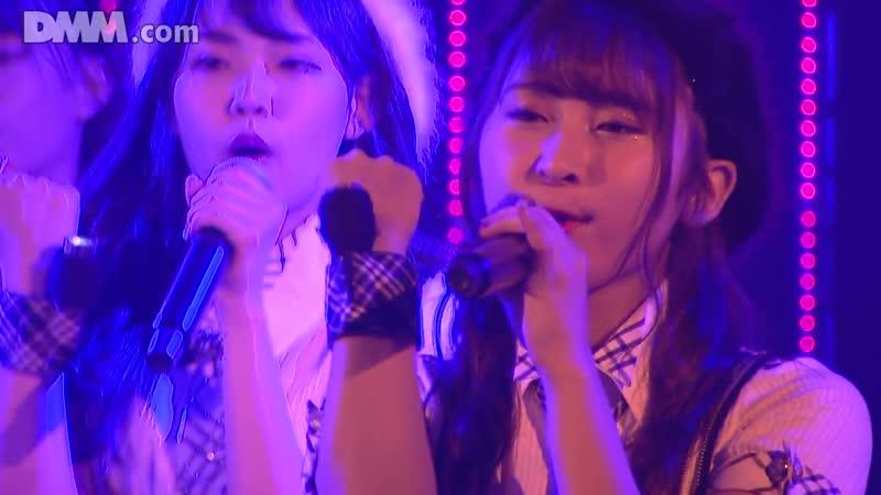 NMB48 Team BII - NMB Sanjou! @ 180825 NMB48 Stage BII4