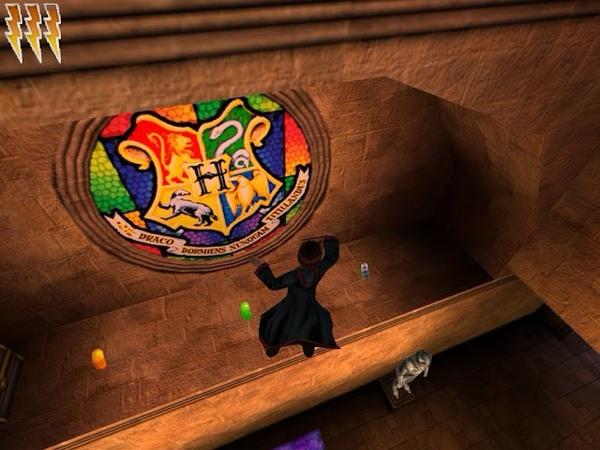 Гарри Поттер и Тайная Комната Harry Potter and the Chamber of Secrets 008